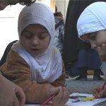 Nada Al-Farra i moskeen